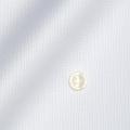 レディースパターンオーダーシャツ(デザイン) 純綿 ホワイトドビー 【S73SKFV99】
