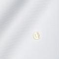 レディースパターンオーダーシャツ(デザイン) ホワイトドビー網目織り 【S73SKFW03】