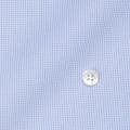 レディースパターンオーダーシャツ(デザイン) 純綿 ライトブルーマイクロチェック 【S73SKFZ04】