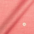 レディースパターンオーダーシャツ(デザイン) 純綿 形態安定 レッドヘリンボーン 【S73SKFZ59】