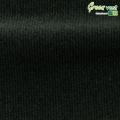 ●メンズサイズオーダーベスト KNIT素材 コーデュロイ調グリーンがかったブラック 【S75SKJ908】