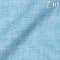 ●レディースサイズオーダージャケット リネン100% アイスブルー 【S76SKJ852】