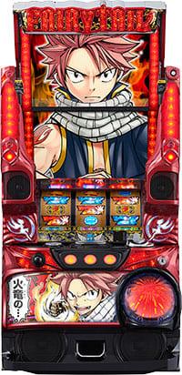 藤商事 パチスロ FAIRY TAIL(フェアリーテイル) FSA実機 【コイン不要機付き】