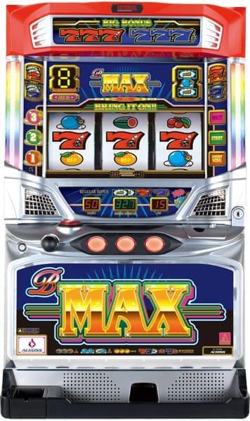 アクロス B-MAX(ビーマックス)実機 【コイン不要機付き】