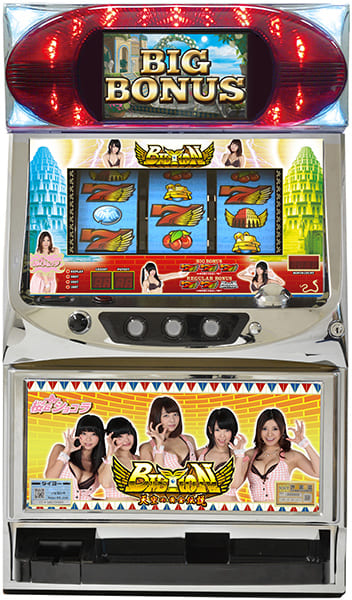 タイヨー バビロンwith桜丘ショコラ実機 【コイン不要機付き】