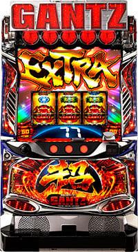 スパイキー 超GANTZ(ガンツ)/SA実機 【コイン不要機付き】