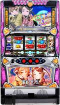 オーイズミ パチスロ ラストエグザイル-銀翼のファム-/VX実機 【コイン不要機付き】