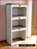 カントリー家具 パイン家具 三段ボックス