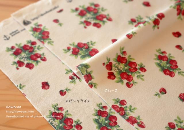 40/スムース berryberry 【レッド】