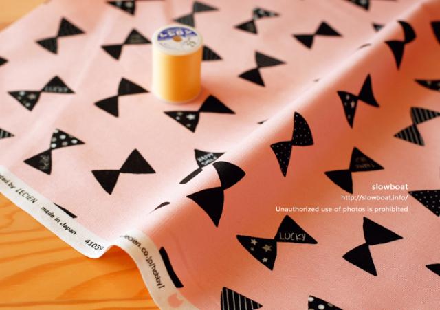 オックス リボン【ピンク】