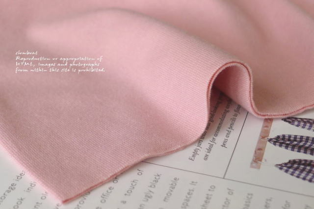 ★40/スパンフライス 【pink】