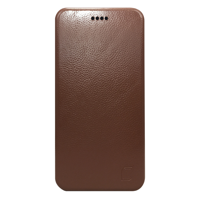 iPhone6 plus/6s plus 合皮ブックレットケース/ ブラウン