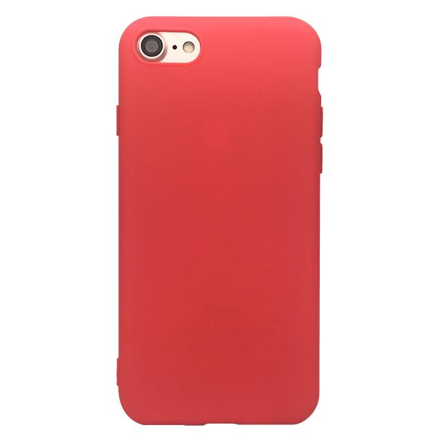 iPhone7 シリコンケース/ピンク