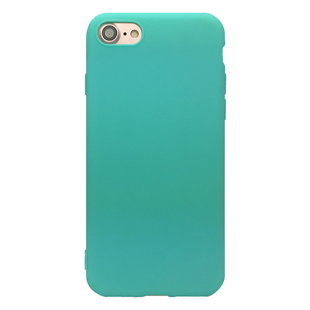 iPhone7 シリコンケース/ミントグリーン