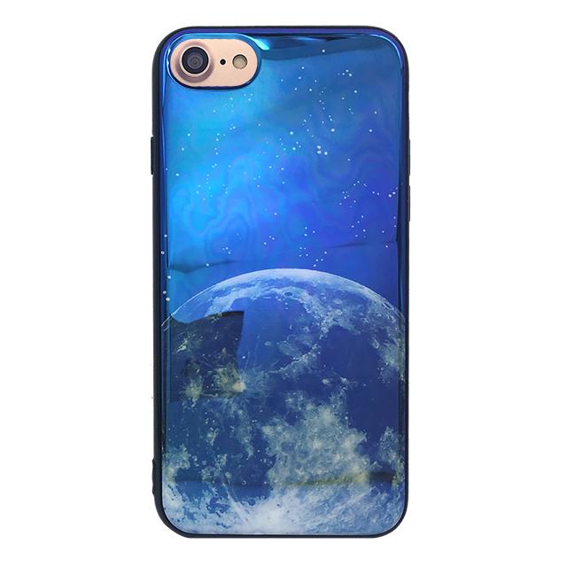 iPhone7 シリコンケース/ Moon