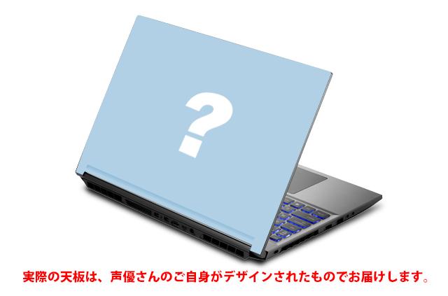 【Type:YOU】 鬼頭明里さん 15.6インチノートパソコン ハイエンドモデル