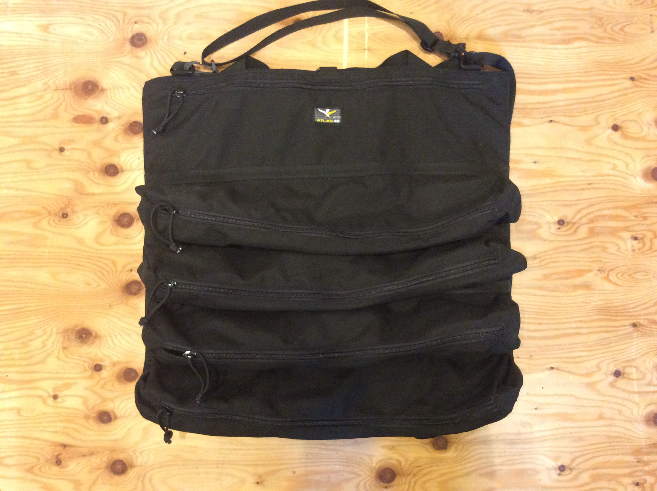 ATLAS46 Yorktown Mechanics Tool Roll™ / BLACK