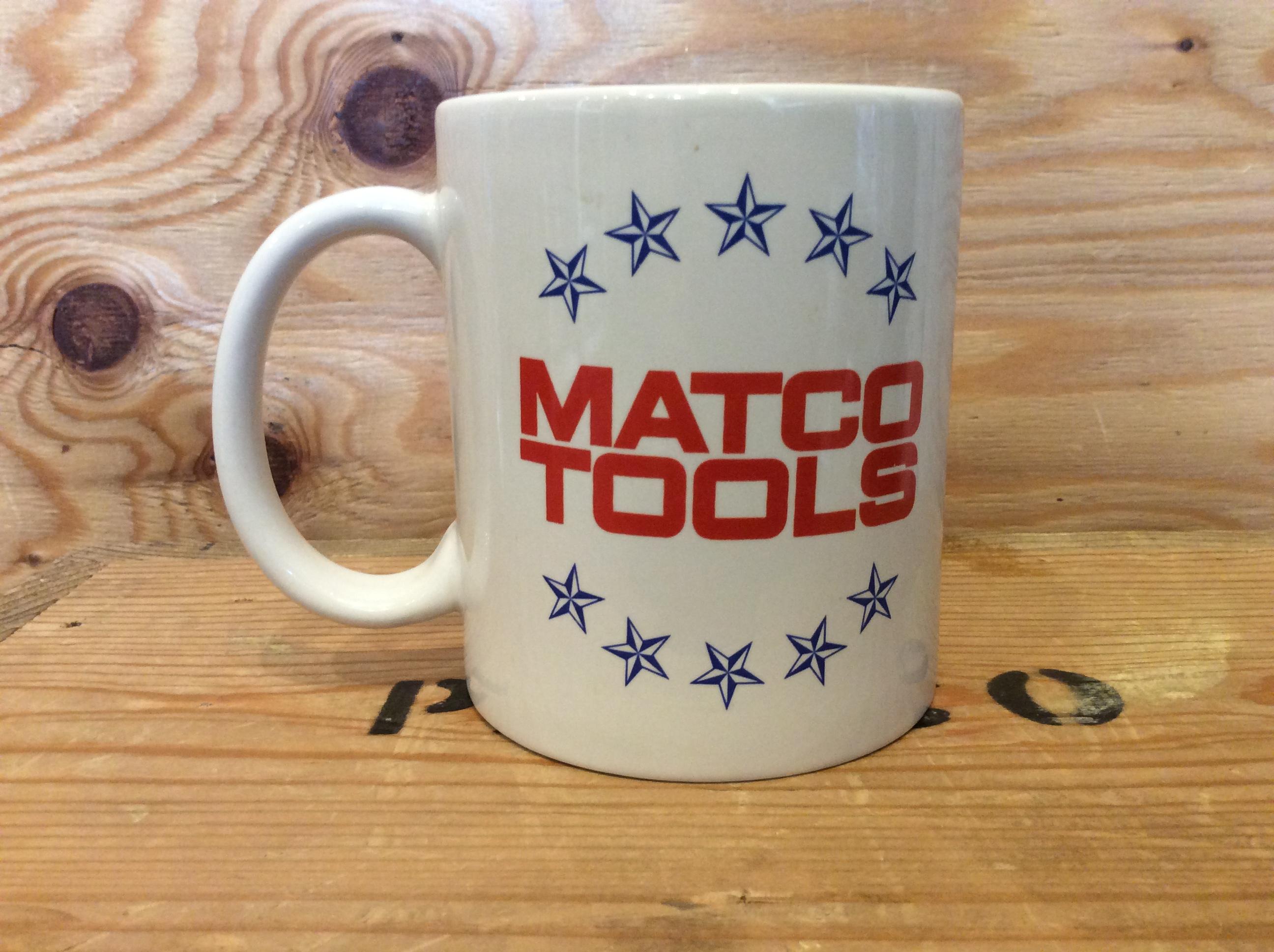 MATCO TOOLS VINTAGE  MUG CUP 1 / USED