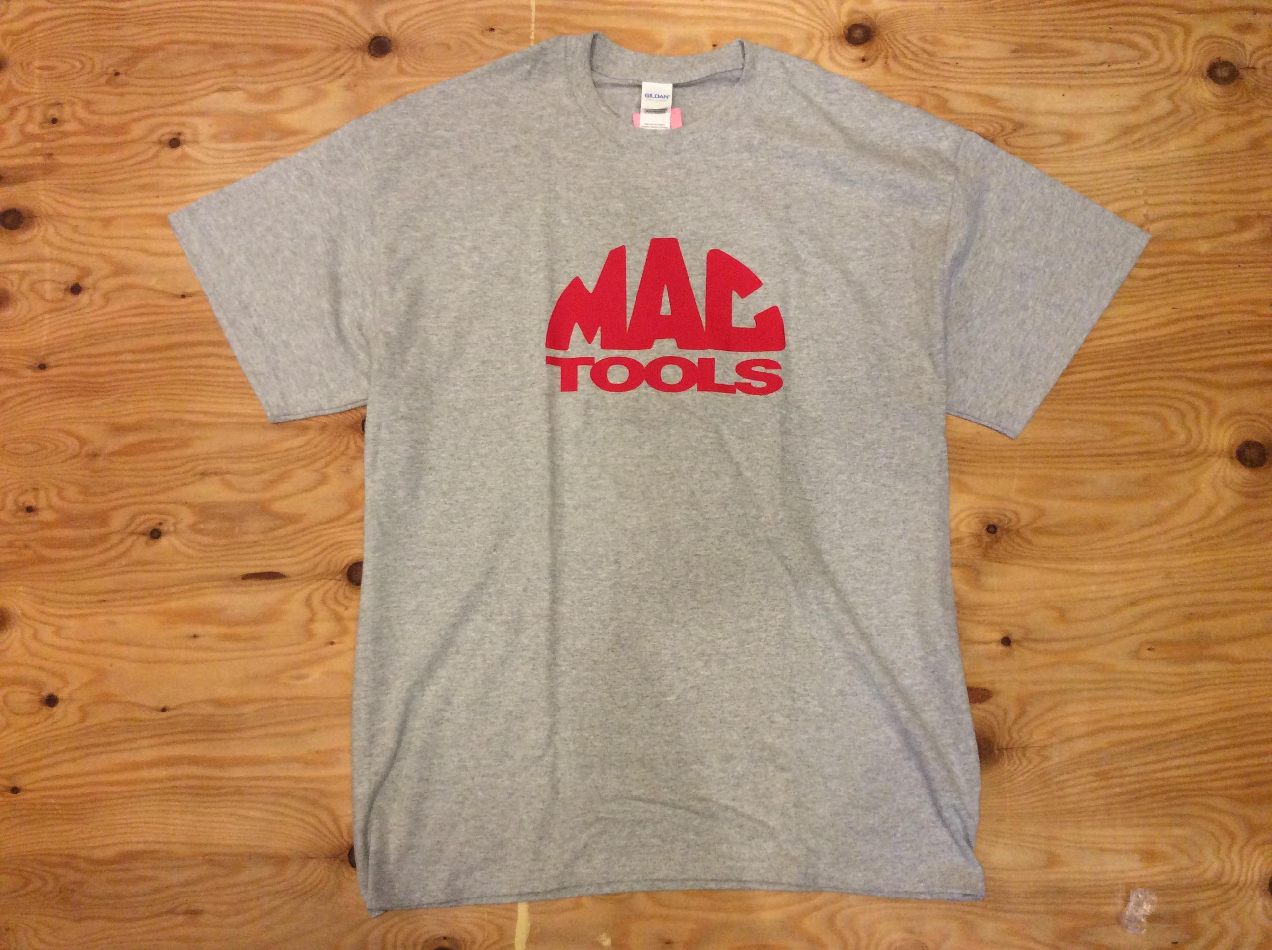 MAC TOOLS LOGO T SHIRT / XL