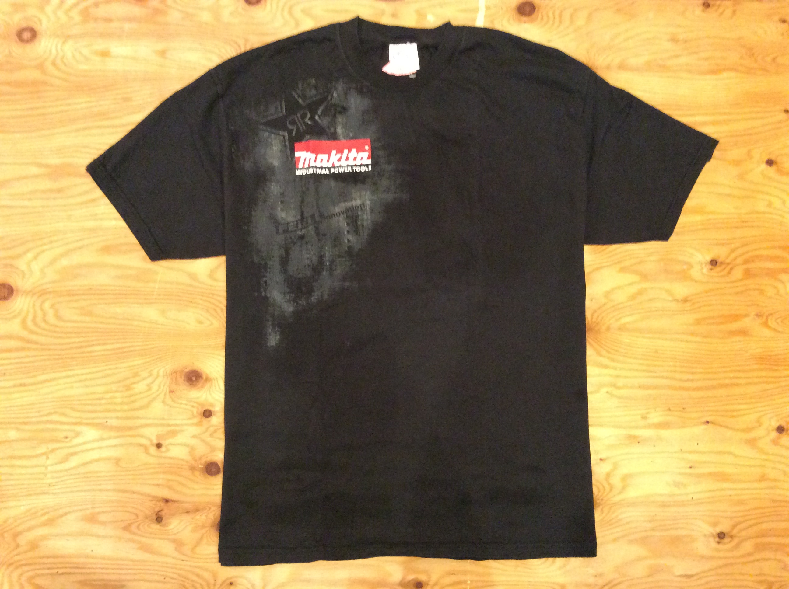 MAKITA / ROCKSTAR T-SHIRT / XL / USED
