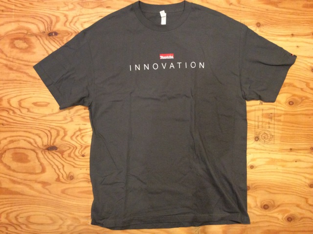 "MAKITA ""INNOVATION ""T SHIRT/USED/SIZE XL"