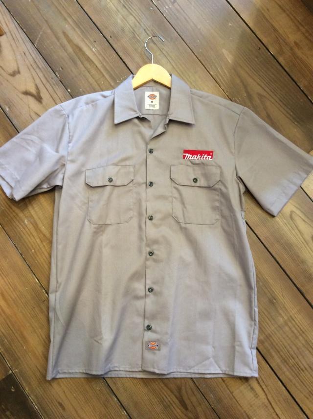Makita Dickes Work Shirt