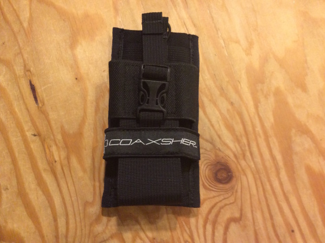 COAXSHER MOLLE RADIO HOLSTER