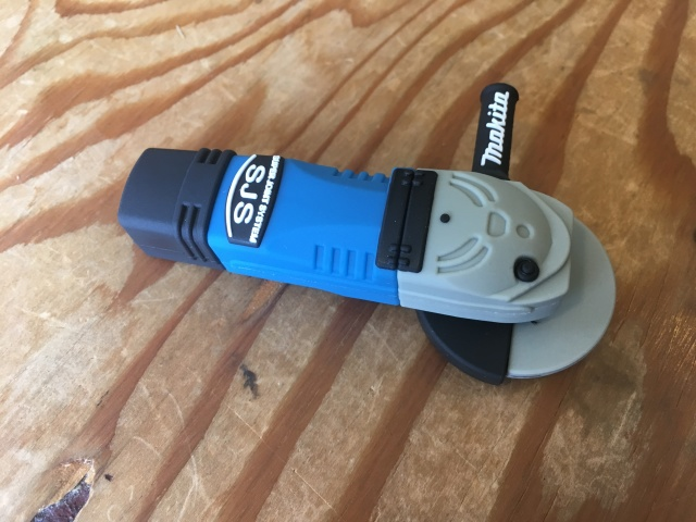 Makita 4GB Angle Grinder Custom Flash Drive