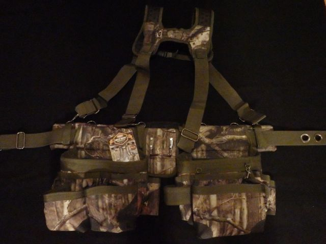 Bucket Boss Bucket Boss 85035 Camo Mullet Buster Suspension Rig