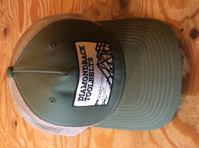 DIAMONDBACK TOOLBELTS TRUCKER'S HAT