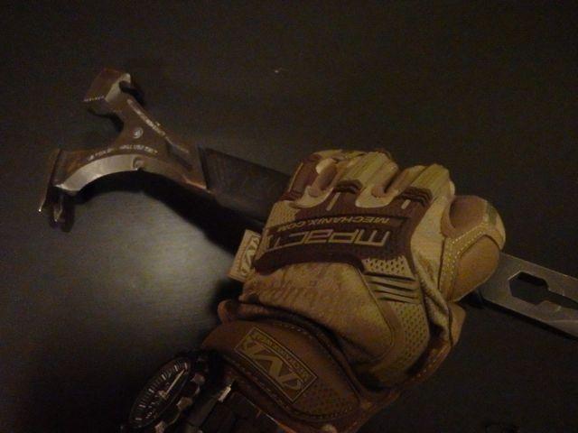 MECHANIX WEAR ORIGINAL multi cam m-pact glove