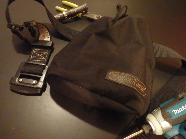 YATES BOLT AND TOOL BAG