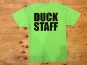 "DUCK TAPE "" DUCK STAFF"" Event T-Shirt / L / NEW"