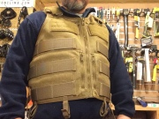 ATLAS46 Saratoga Tool Vest��� / COYOTE