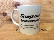 "SNAP ON TOOLS ""INDUSTRIAL""VINTAGE MUG CUP / USED"