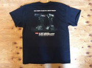 """MAKITA """"NOT EVERY CHAMP IS A HEAVYWEIGHT"""" T-SHIRT / XL / USED"""