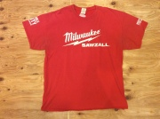 "MILWAUKEE ""THE BEST JUST GOT BETTER"" T-SHIRT"