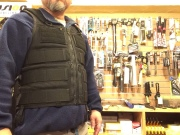 ATLAS46 Saratoga Tool Vest��� / BLACK