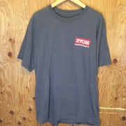 """RYOBI """"OUTDOOR PRODUCTS"""" T-SHIRT / SIZE L / USED"""