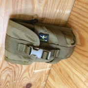 ATLAS46 AIMS��� Flapped Mobile Phone Pouch v2