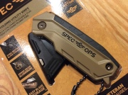 Spec Ops Tools Retractable-Blade Folding Utility Knife