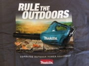 "MAKITA ""RULE THE OUTDOORS"" T SHIRT LONG SLEEVE / XL"