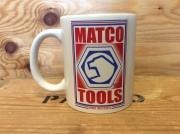 MATCO TOOLS VINTAGE MUG CUP 3 / USED