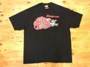 """SNAP ON TOOLS """"RED HOT & ROLLIN"""" T SHIRT"""