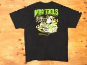 Mac Tools Speed Freak Graphic T Shirt / Black / 2XL / USED