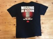 "MAC TOOLS ""MISSING IN ACTION""T-SHIRT / XL / USED"