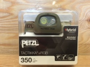 PETZL ペツル タクティカ+RGB カモ