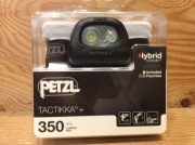 PETZL TACTIKKA+ / BLACK