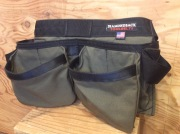 DIAMONDBACK TOOL BELTS THE DIAMONDBACK APRON /RANGER GREEN