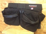 DIAMONDBACK TOOL BELTS THE DIAMONDBACK APRON /BLACK